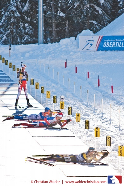 biathlon sprint wm